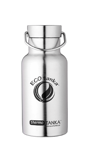 ECOtanka thermotanka 350ml with stainless steel classic lid